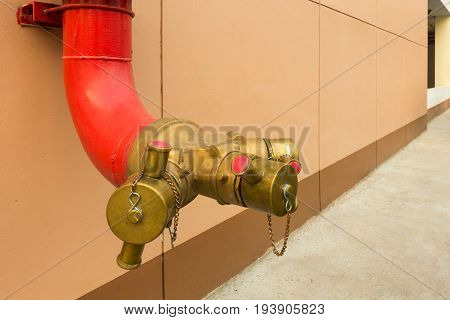 Hydrant for fire protection, Fire protection tools