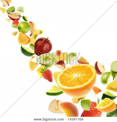 Plenty of fruits