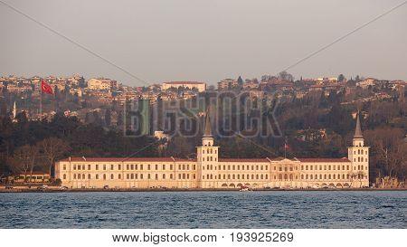 The Kuleli Military High School Istanbul, Turkey.