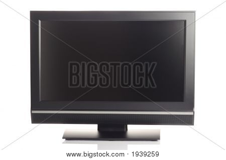 Lcd High Definition Flat Screen Tv