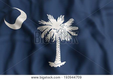 South Carolina State Flag