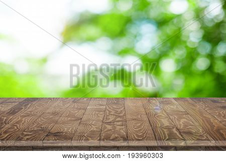 Wooden worktop surface with old natural pattern. Vintage wooden material surface.