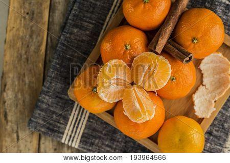 clementine isolated. mandarin. orange. tangerine close up