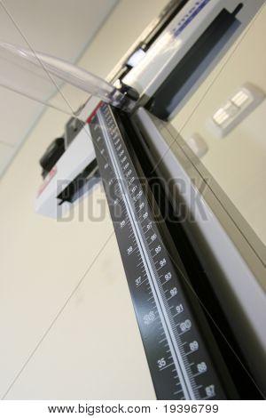Medical weighing