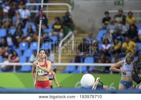 Olympic Games Rio 2016