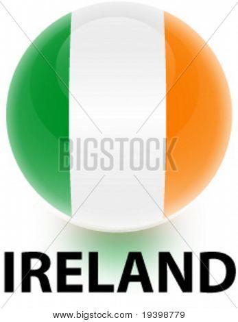 Orb Ireland Flag