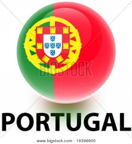 Orb Portugal Flag