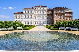 Hdr Reggia Di Venaria In Venaria, Italy