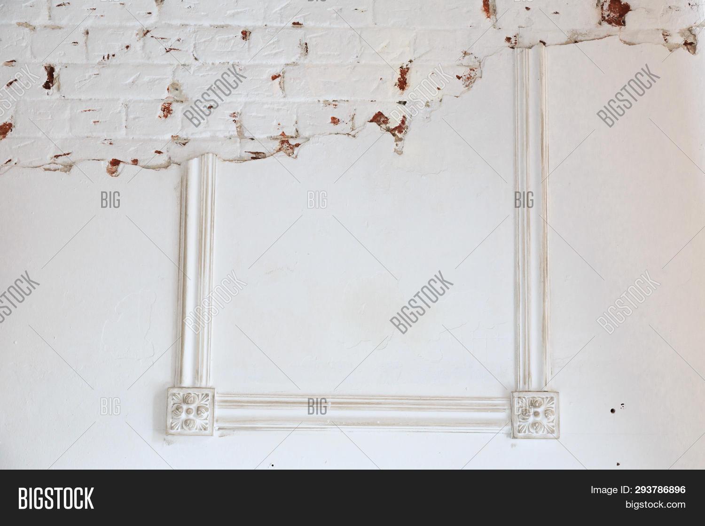 Blank Frame On White Image Photo Free Trial Bigstock