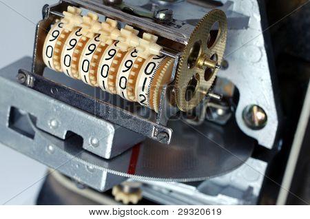 Meter Of Electric Energy