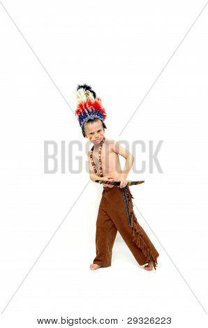Chief Fierce Eagle