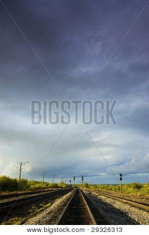 Streight Rails