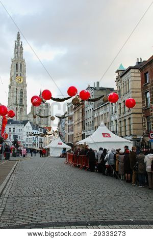 City Day Antwerp