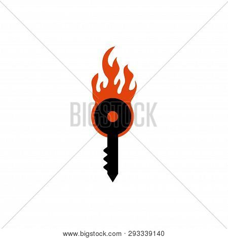 Hotkey Graphic Design Template Vector Isolated Illustration
