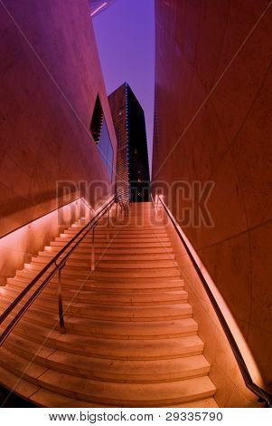 Urban Staircase