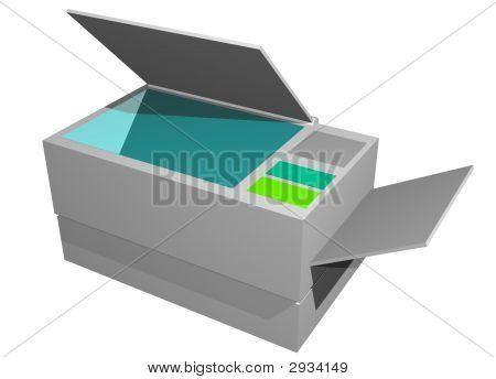 Photocopier Printer Fax Machine