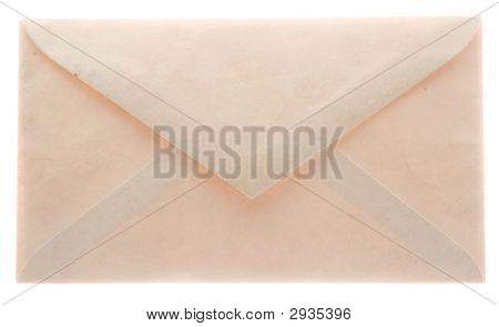 Glowing Envelope From The Back