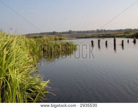 poling River