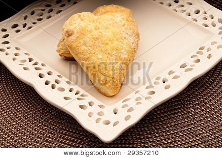 Heart Shaped Biscuts
