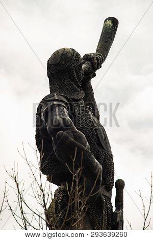 Monument To Didgori Battle