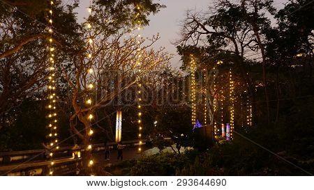 Phetchaburi Phra Nakhon Khiri Festival In Thailand
