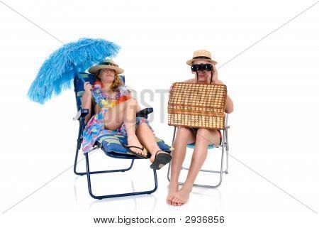 Happy Couple, Vacation