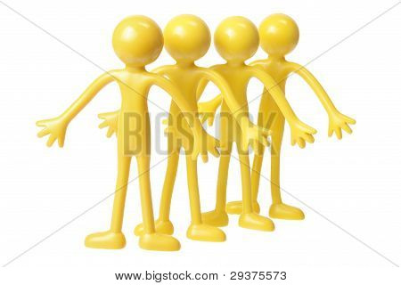 Rubber Figures