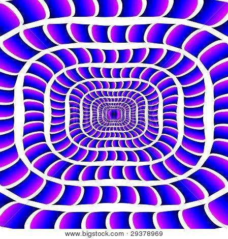 Busybody  (motion illusion)