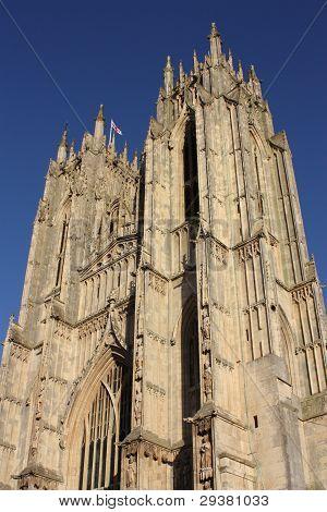 Beverley Minster, England