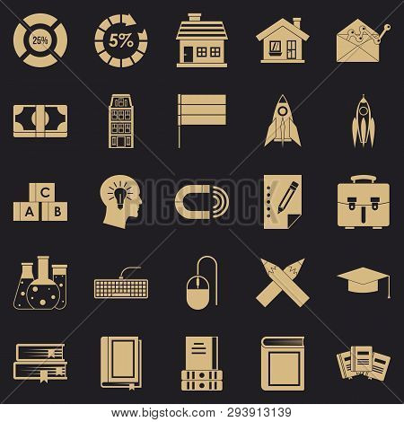 Discoverer Icons Set. Simple Set Of 25 Discoverer Vector Icons For Web For Any Design