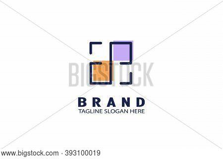Square Infinity Letter S Logo Design Concepts.