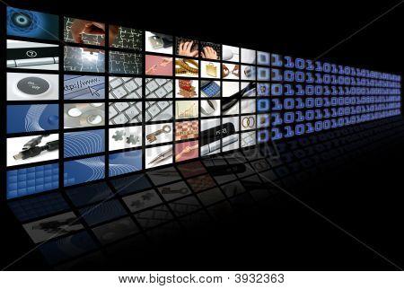 Business und Technologie Zusammensetzung