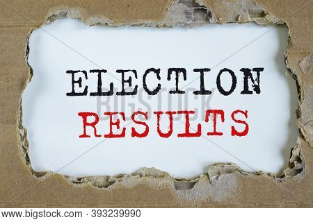 Election Results Inscription. Polls Recap. Voting Overview.