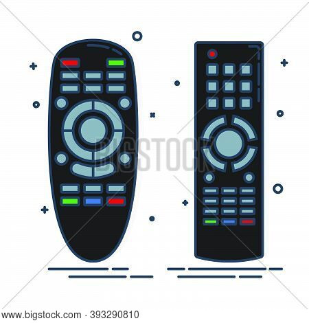 Hand Remote Control. Multimedia Panel With Shift Buttons. Two Design Options. Program Device. Wirele