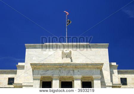 Federal Reserve Building Washington