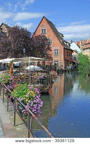 La Petite Venise,Colmar,France