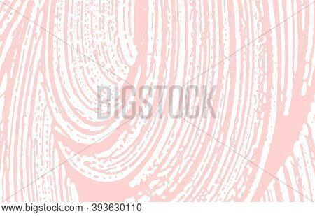 Grunge Texture. Distress Pink Rough Trace. Fetching Background. Noise Dirty Grunge Texture. Fascinat
