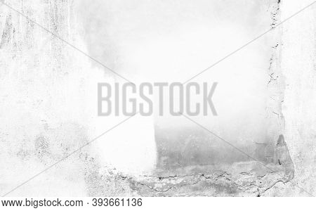 Concrete Wall Weathered White - Exposed Concrete, White Concrete Wall Texture, The Interior Of The A
