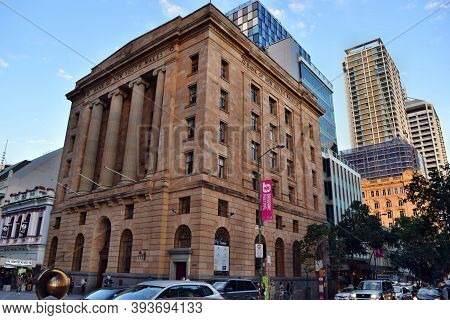 Bank Of South Wales In Brisbane