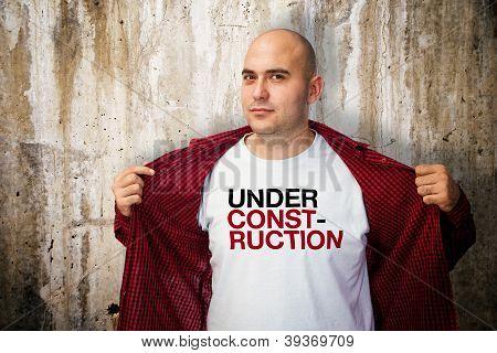 Under Construction Shirt