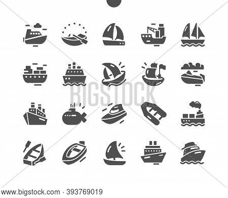 Sailing Boat. Logistics And Transportation Of An International Container Cargo Ship. Ships And Boats