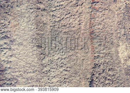 Texture Of Rough Weathered Rock, Stone Background, Lifestyle Background