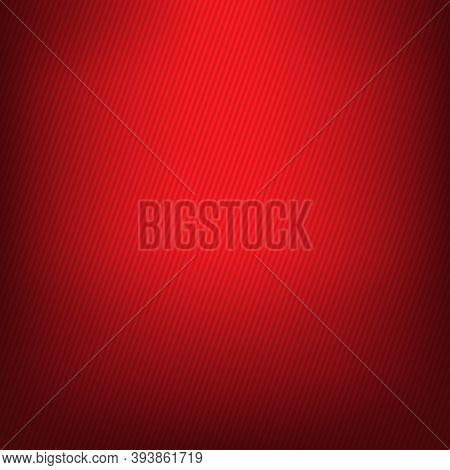 Red Background. Abstract Red Background With Lines Of Diagonal. Red Gradient Background. Christmas O