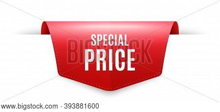 Special Price Symbol. Ribbon Label Tag. Sale Sign. Advertising Discounts Symbol. Infographics Price