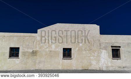 Premises Of The Historic Castillo De Santa Catalina