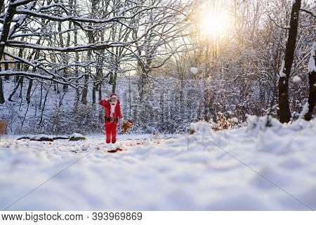 Santa Claus Comes In The Snow Forest, Full Length