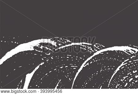 Grunge Texture. Distress Black Grey Rough Trace. Beautiful Background. Noise Dirty Grunge Texture. D