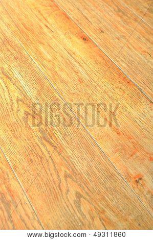 Fond de plancher de bois de feuillus