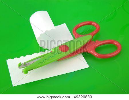 Art of scissors