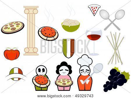 italian restaurant collection